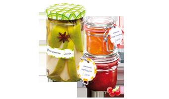 Conservazione, fermentazione, essiccazione