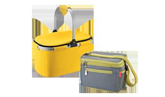 Contenitori, borse termiche, cestini