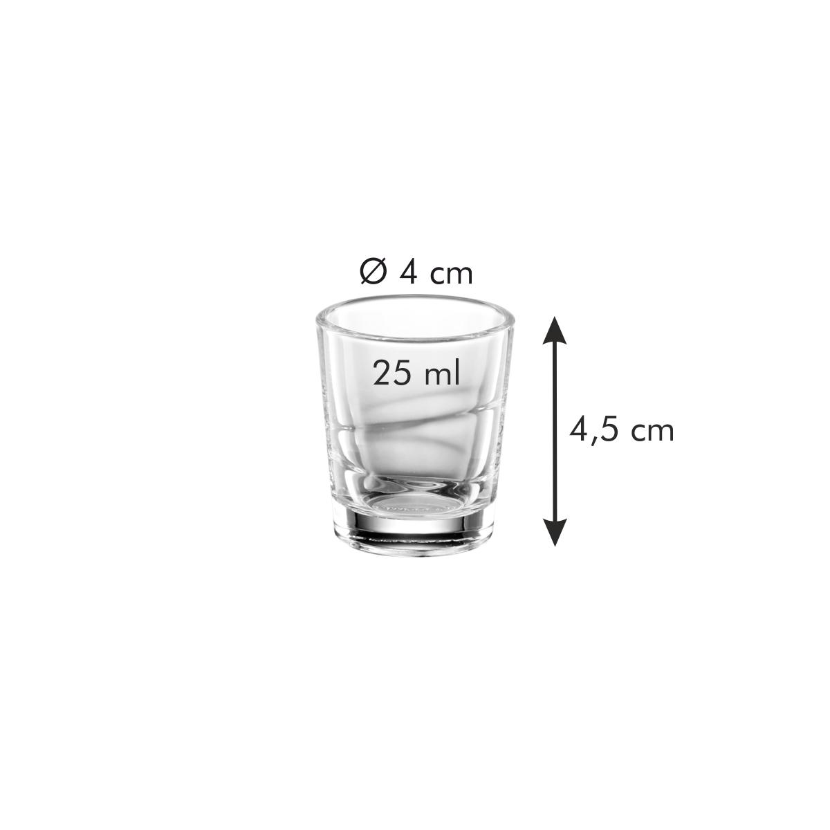 Panák myDRINK 25 ml