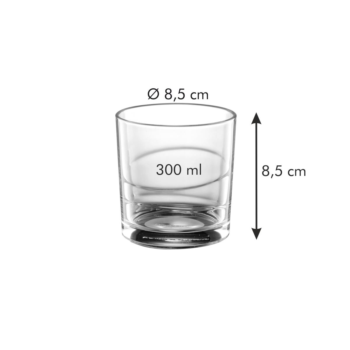 Sklenice na whisky myDRINK 300 ml