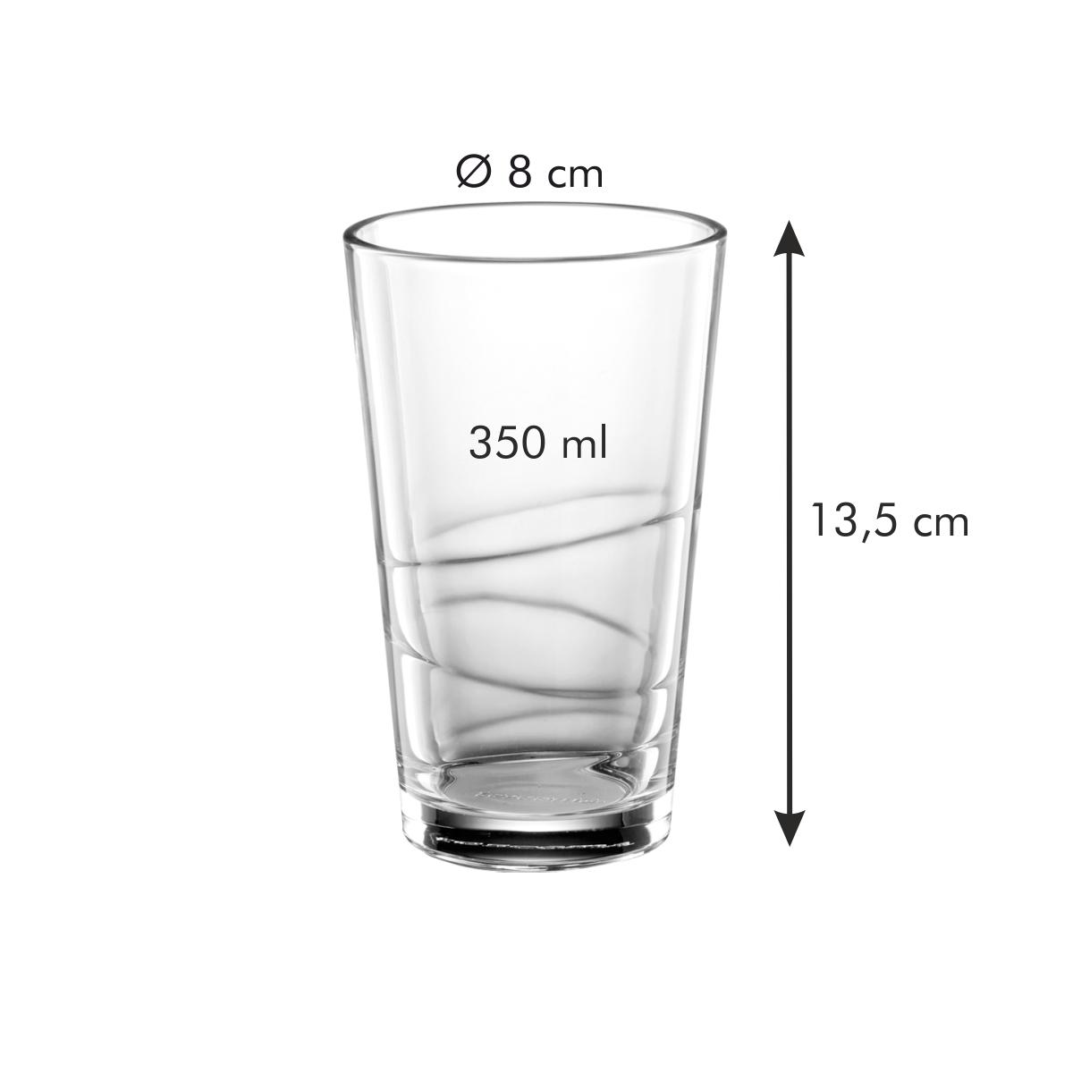 Sklenice myDRINK 350 ml