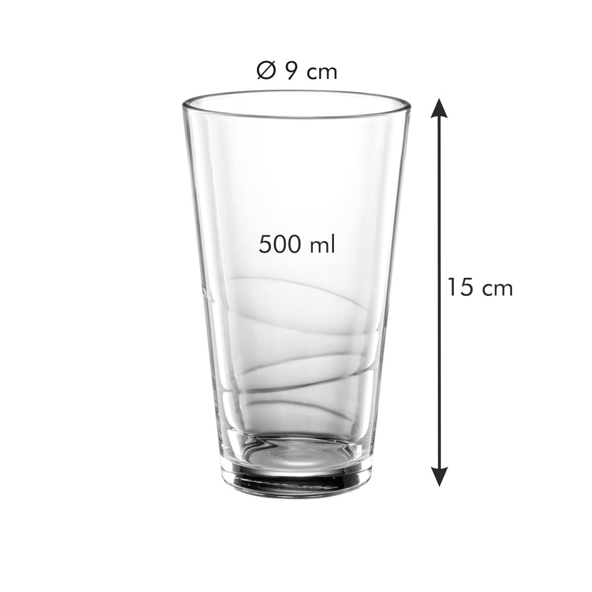 Sklenice myDRINK 500 ml