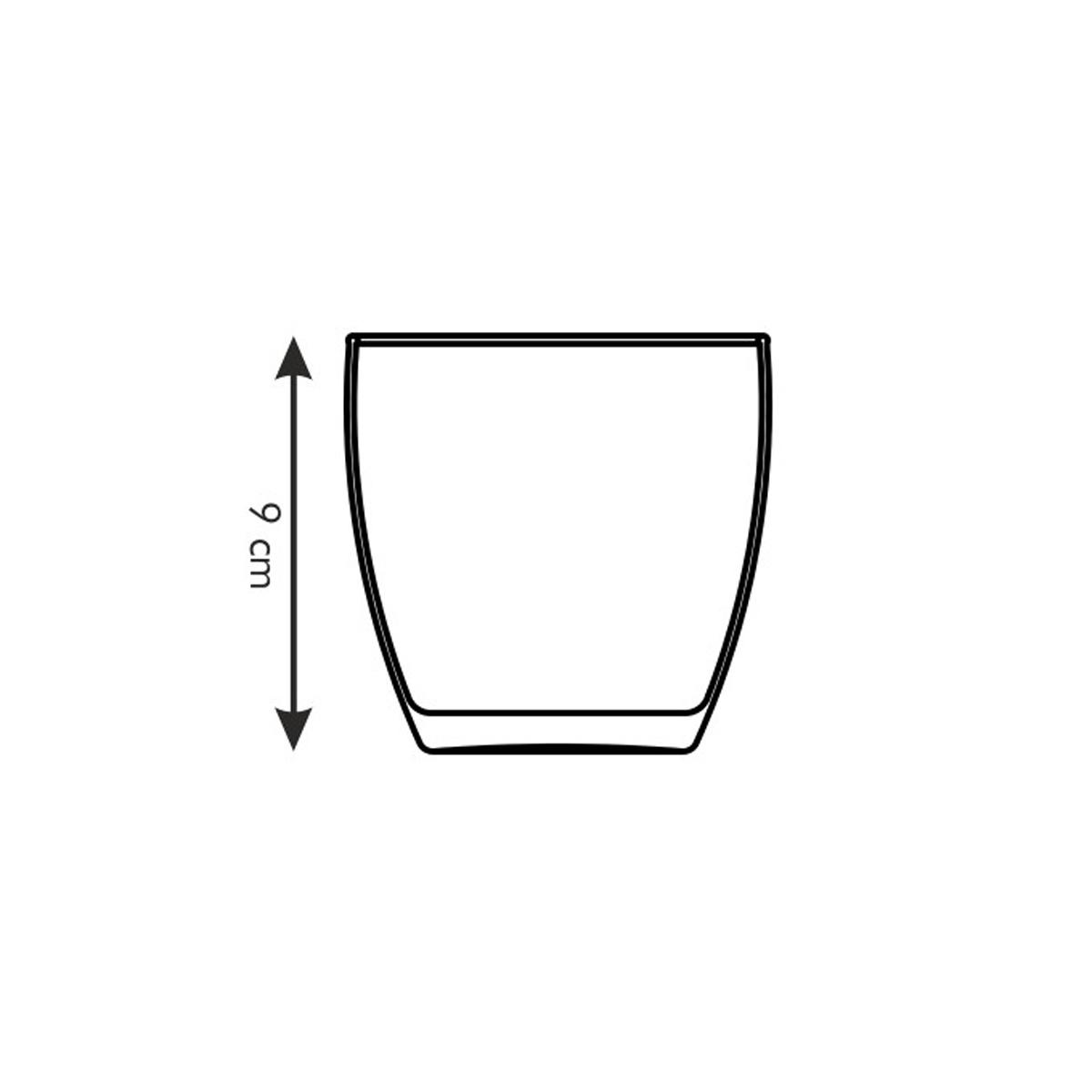 Sklenice CREMA 350 ml