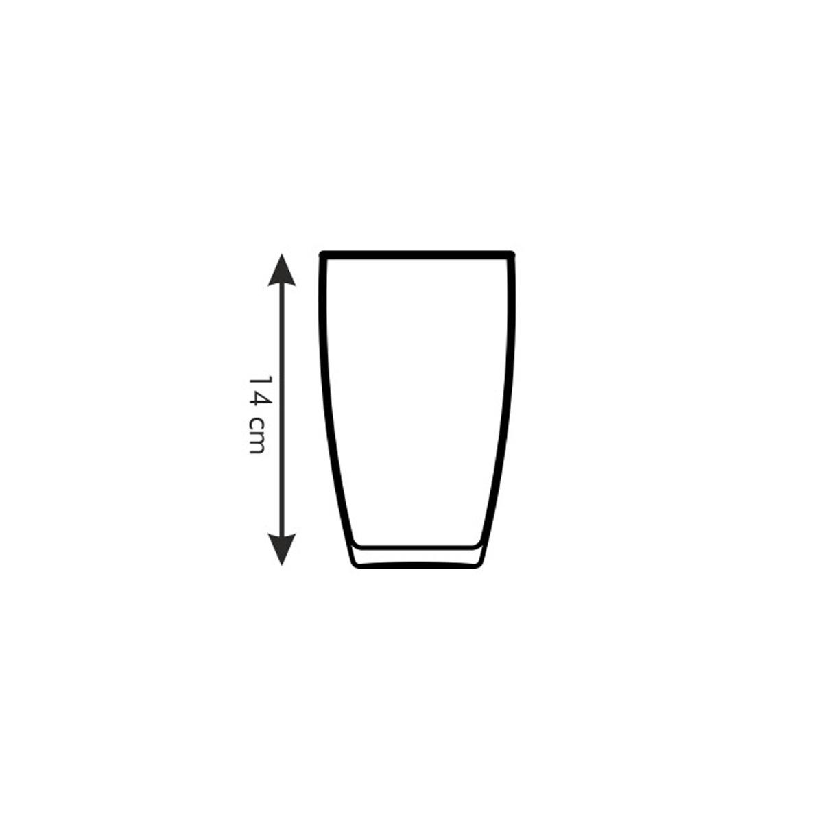 Sklenice CREMA 500 ml