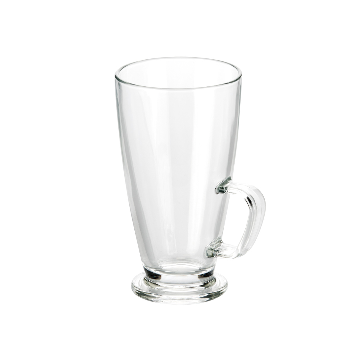 Skleněný hrnek latté macchiato CREMA 300 ml