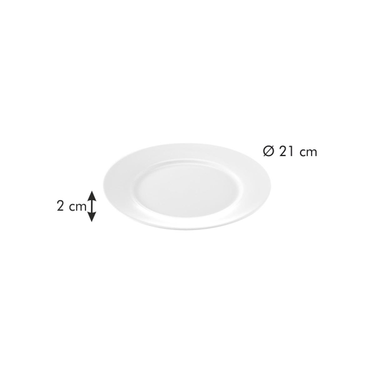 Dezertní talíř LEGEND ø 21 cm