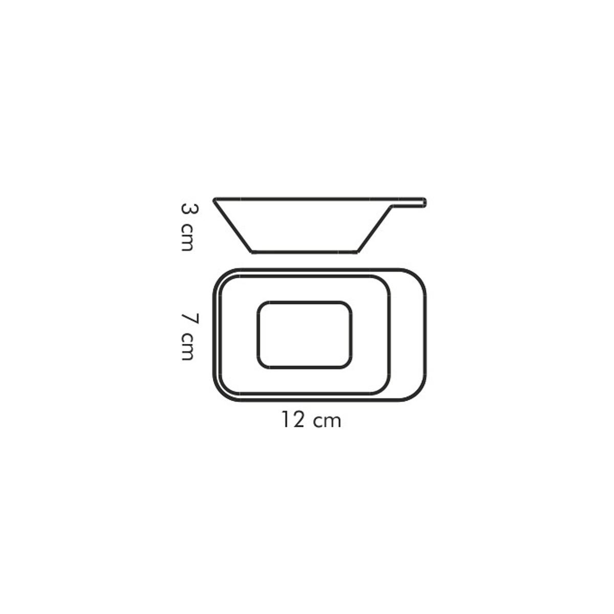 Miska na dresink GUSTITO 12x7 cm