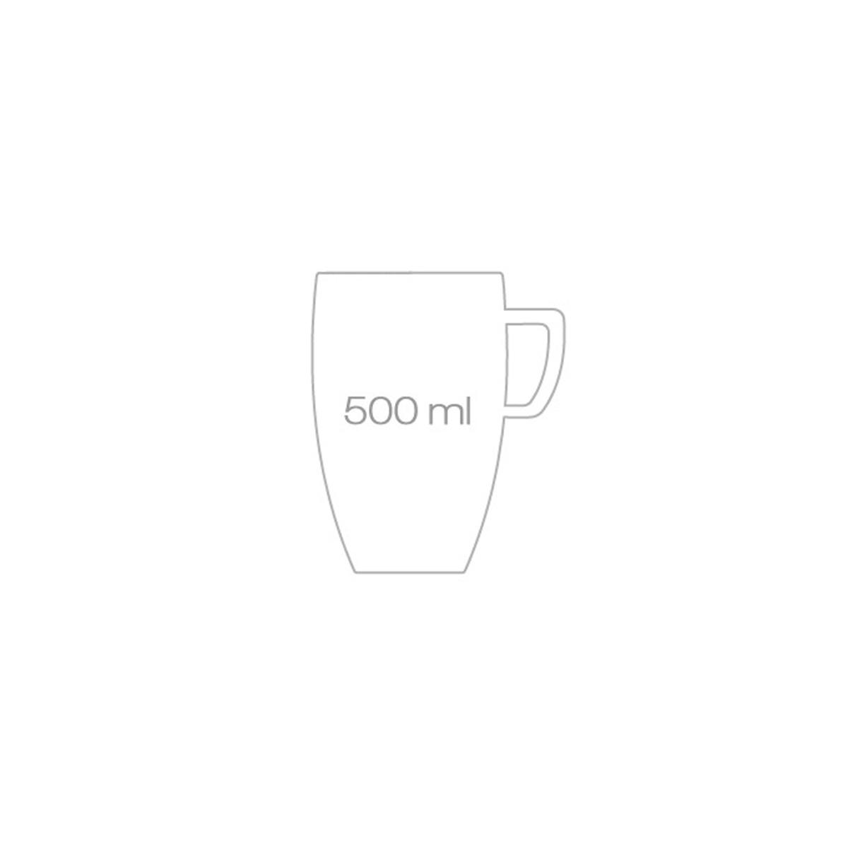 Hrnek na kávu latte CREMA