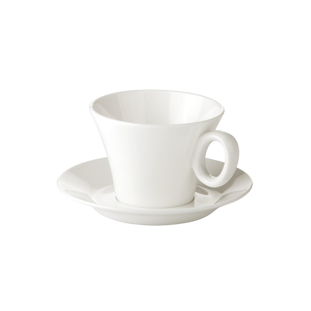 Šálek na čaj ALLEGRO, s podšálkem