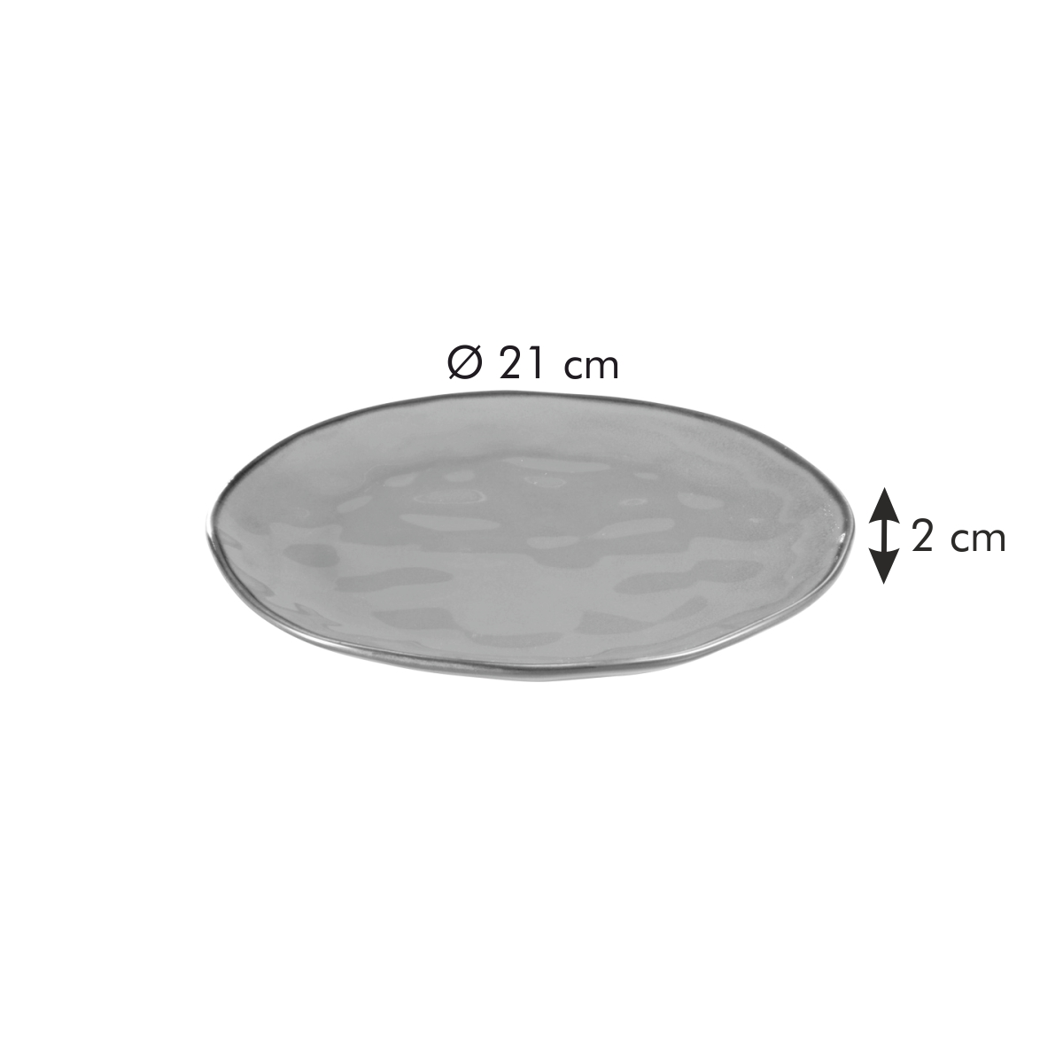 Dezertní talíř LIVING ø 21 cm