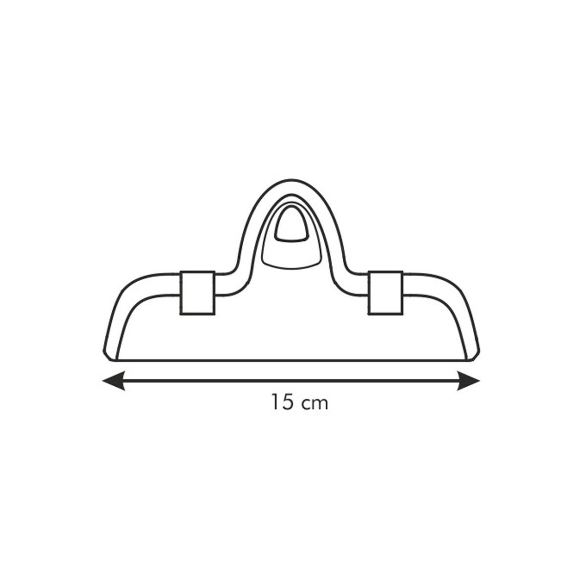 Klipsa na sáčky PRESTO 15 cm, 1 ks