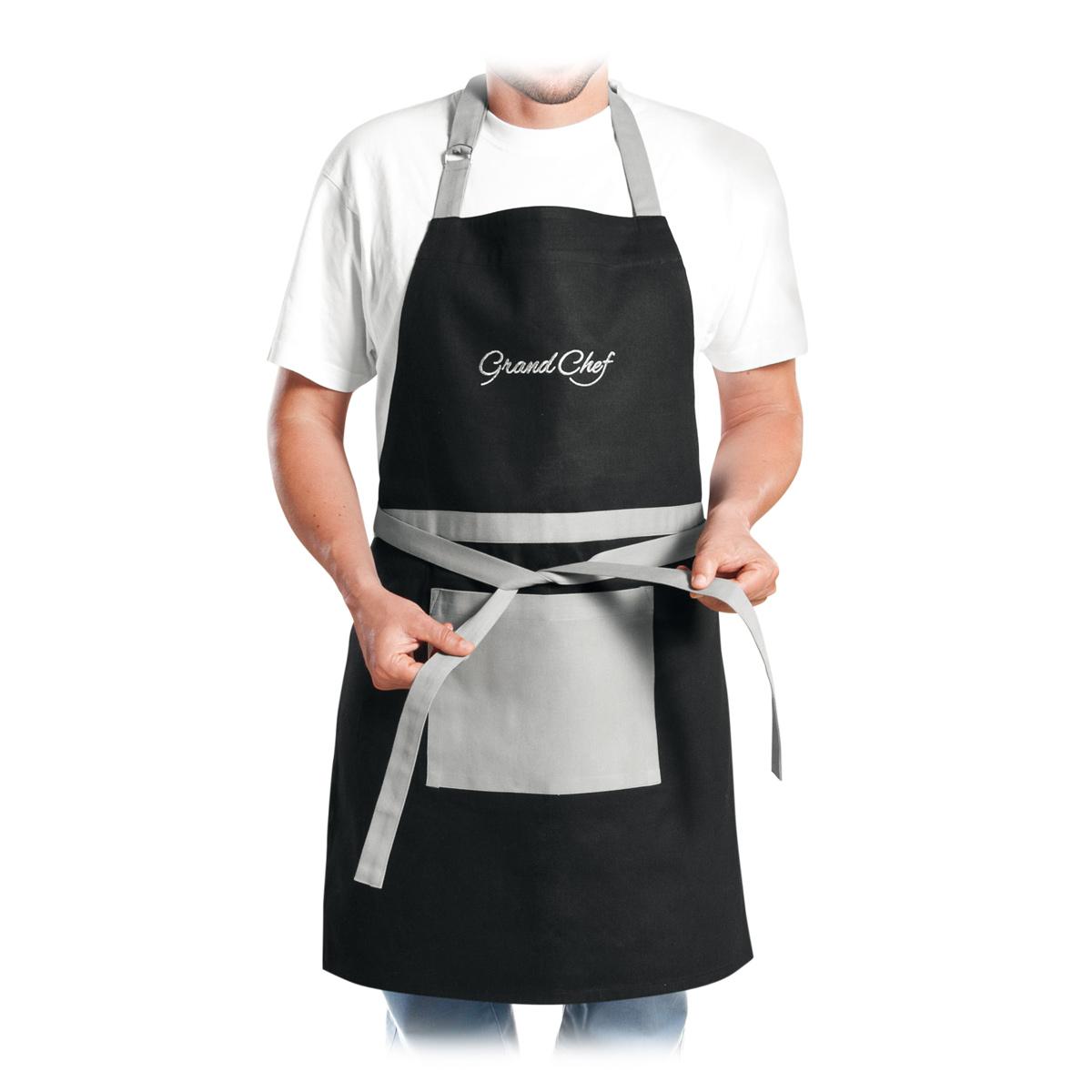 Kuchyňská zástěra GrandCHEF