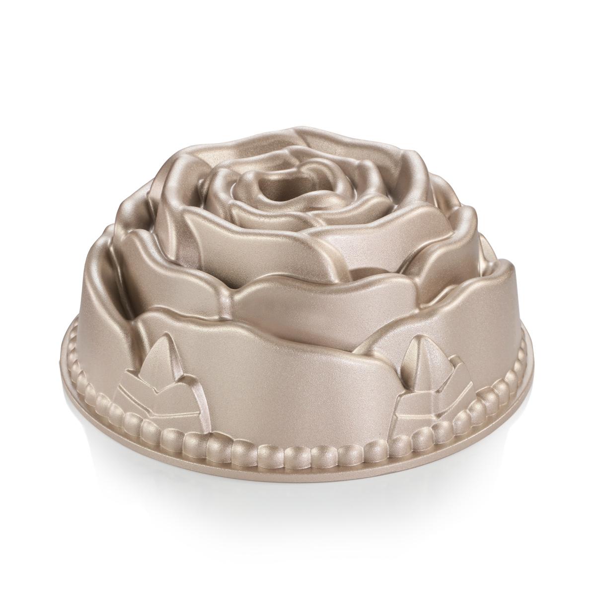 Forma bábovka vysoká DELÍCIA ø 24 cm, růže