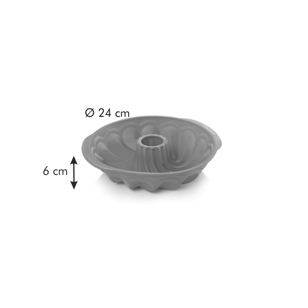 Bábovka nízká DELÍCIA SiliconPRIME ø 24 cm