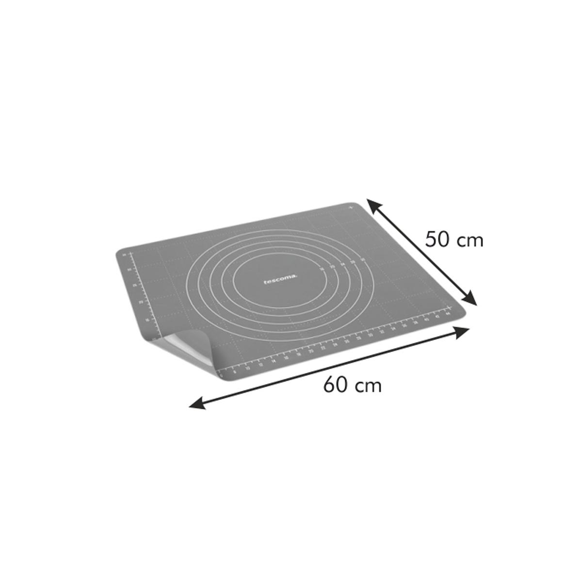 Vál s klipem DELÍCIA SiliconPRIME 60x50 cm