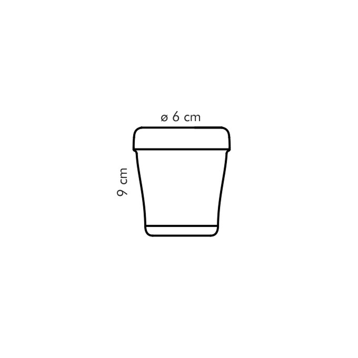 Cukřenka DELÍCIA 150 ml