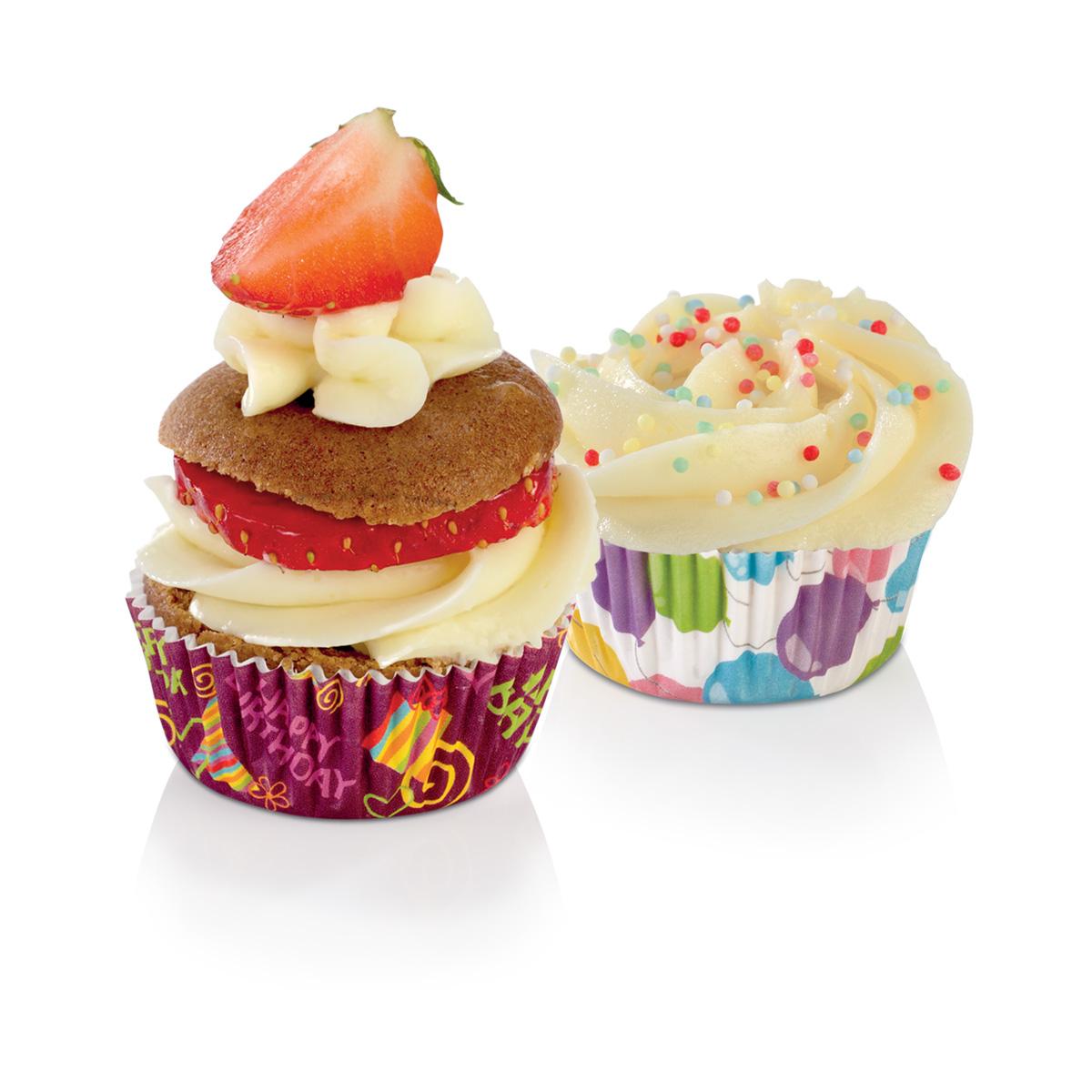 Cukrářské mini košíčky DELÍCIA ø 4 cm, 100 ks, na párty