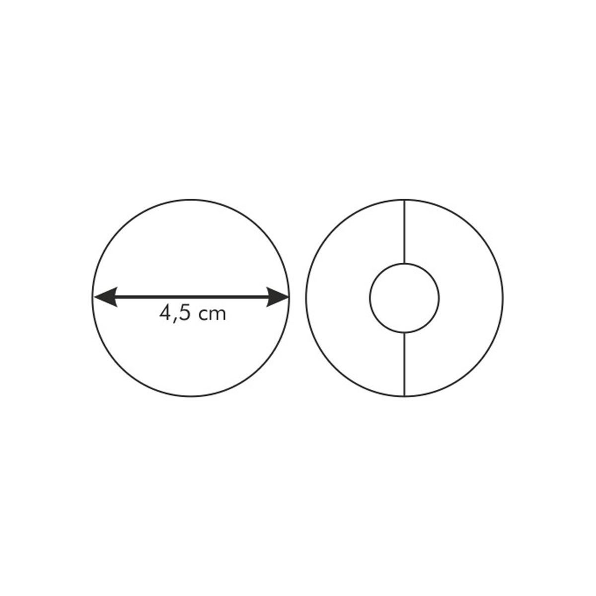 Linecké kolečko DELÍCIA ø 4.5 cm