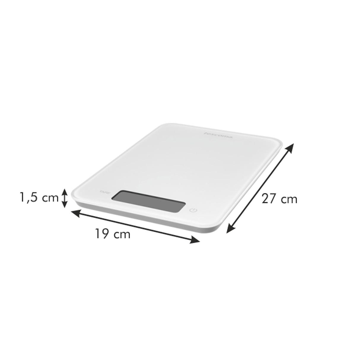 Digitální kuchyňská váha ACCURA 15.0 kg