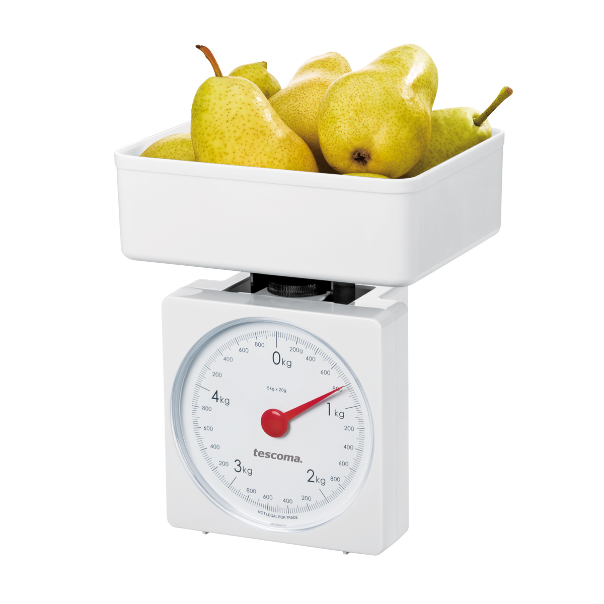 Kuchyňská váha ACCURA 5.0 kg