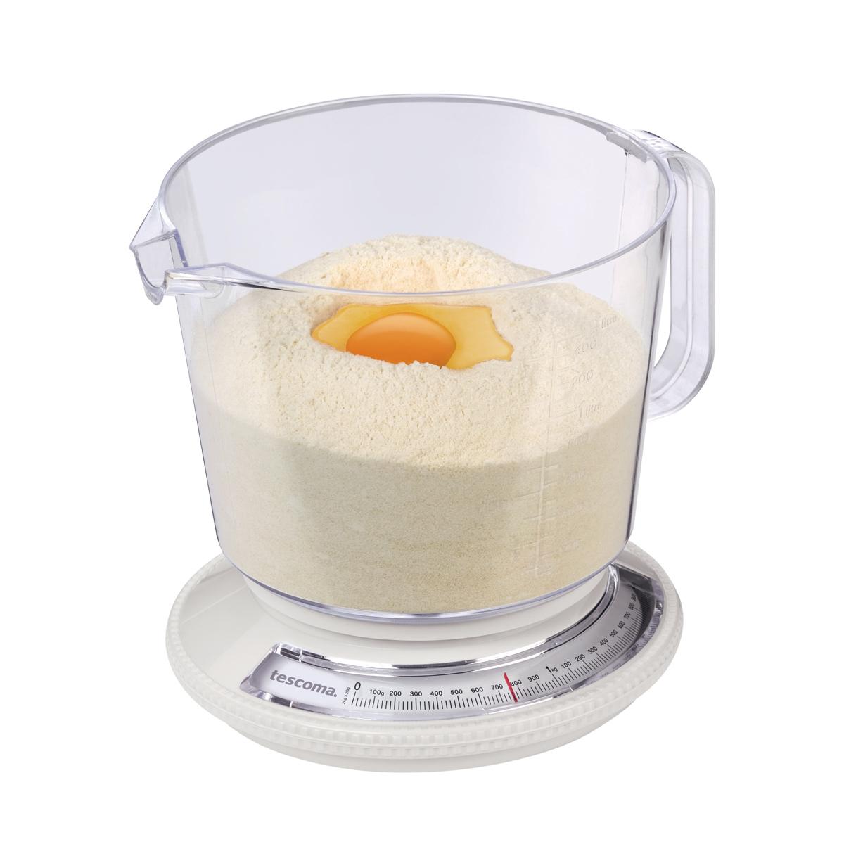 Kuchyňská váha dovažovací DELÍCIA 2.2 kg