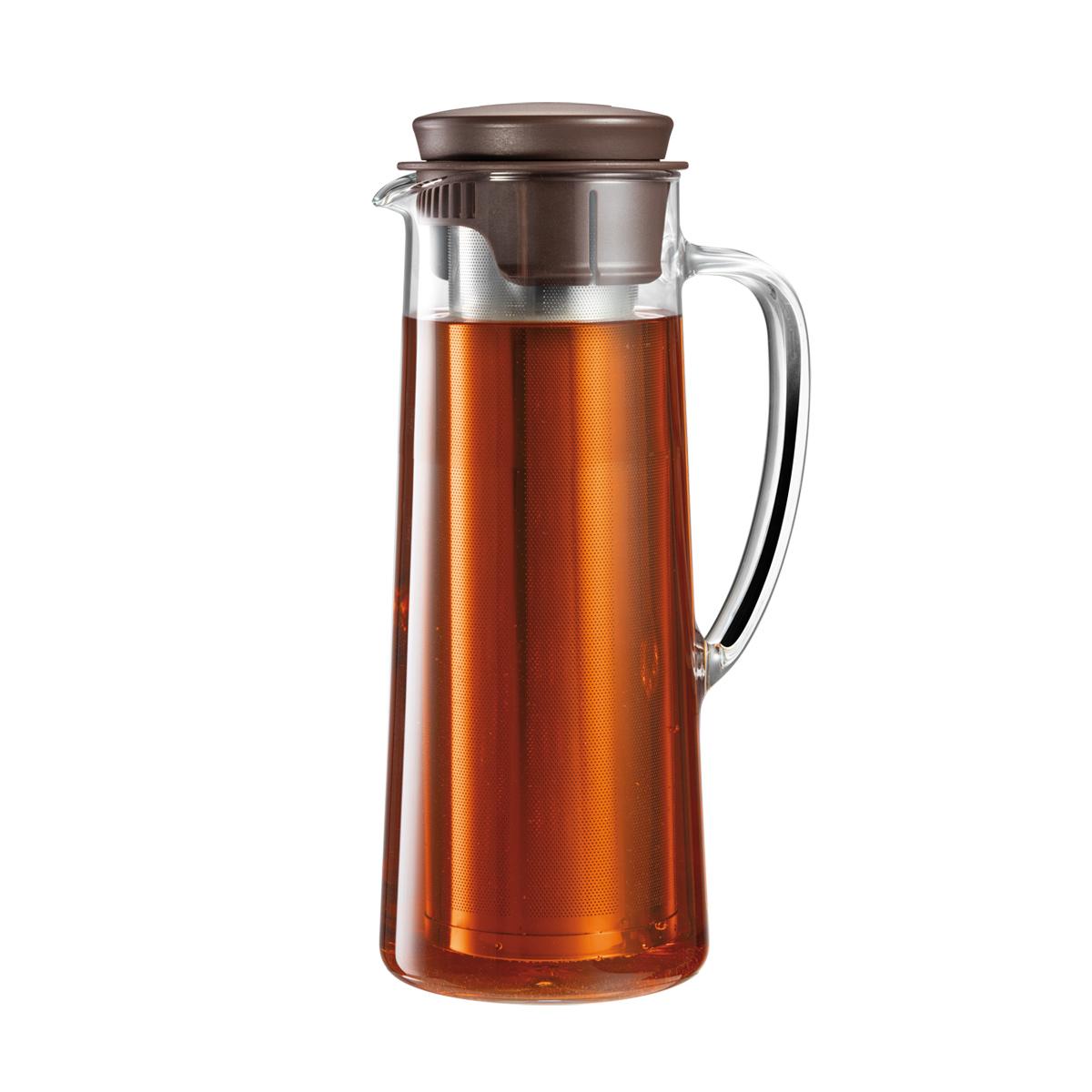 Konvice pro přípravu kávy a čaje zastudena TEO 1,0 l