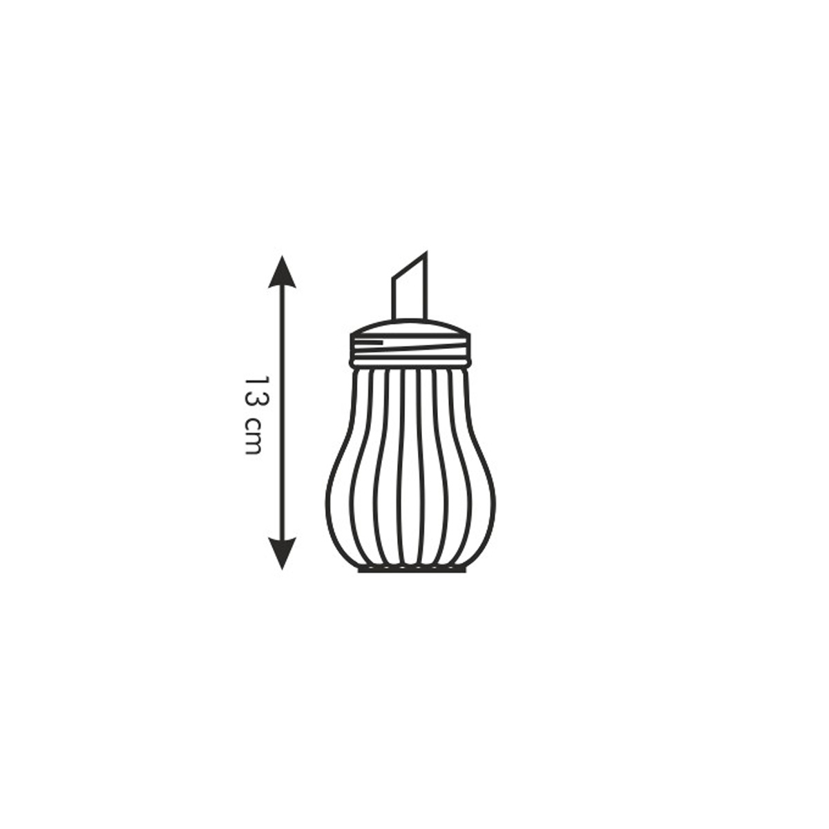 Cukřenka dávkovací CLASSIC 150 ml