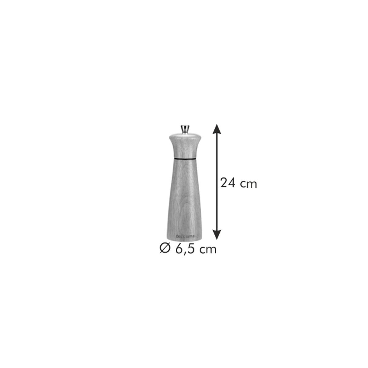 Mlýnek na pepř/sůl VIRGO WOOD 24 cm