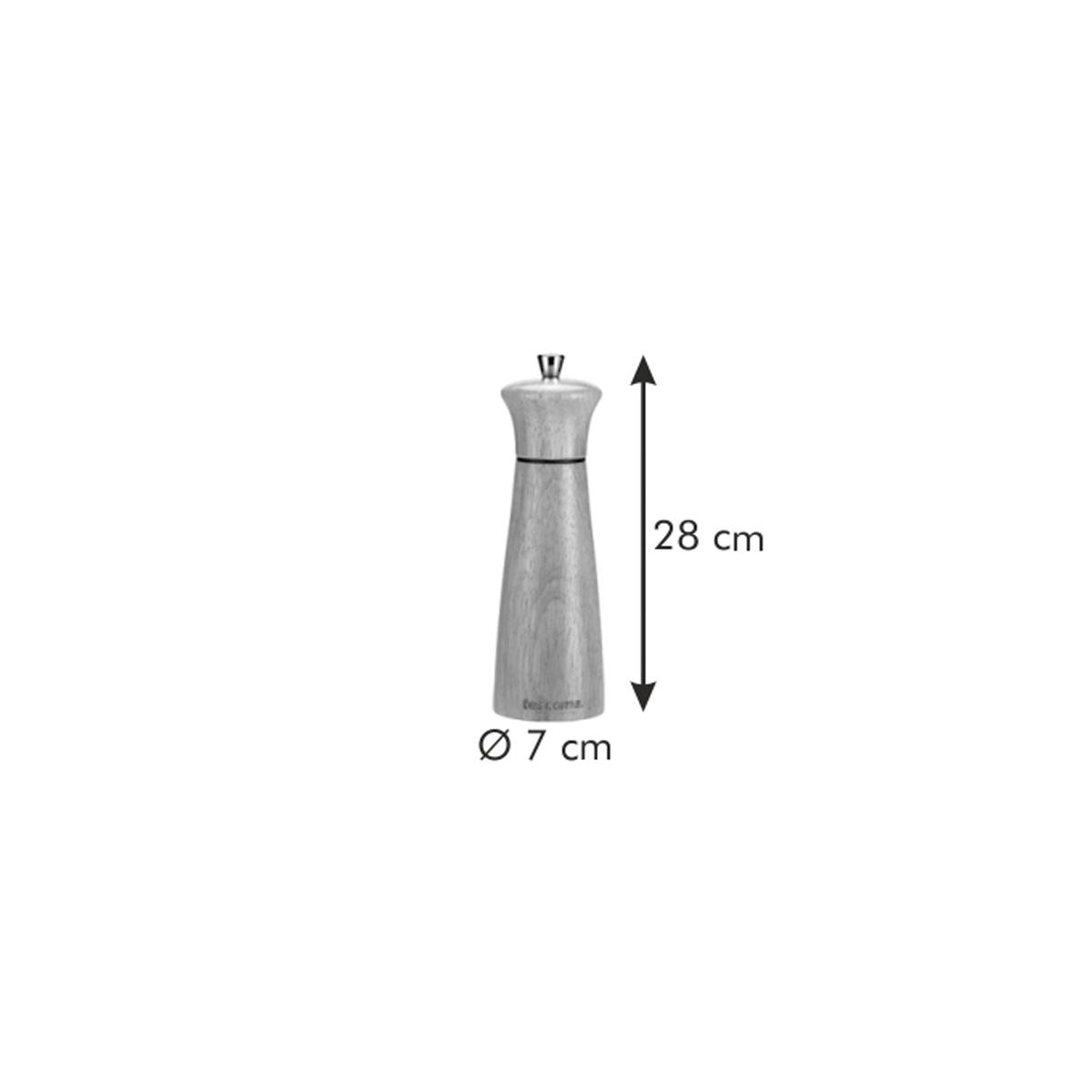Mlýnek na pepř/sůl VIRGO WOOD 28 cm