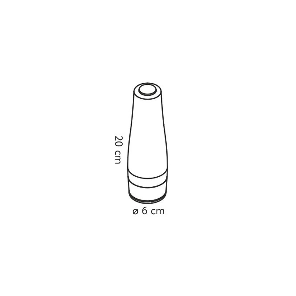 Elektrický mlýnek na pepř/sůl PRESIDENT