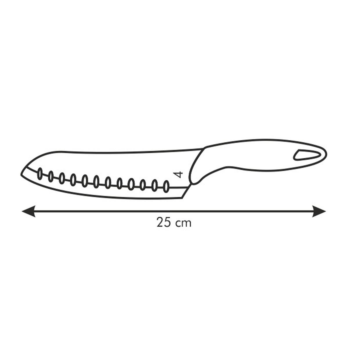 Japonský nůž PRESTO SANTOKU 15 cm