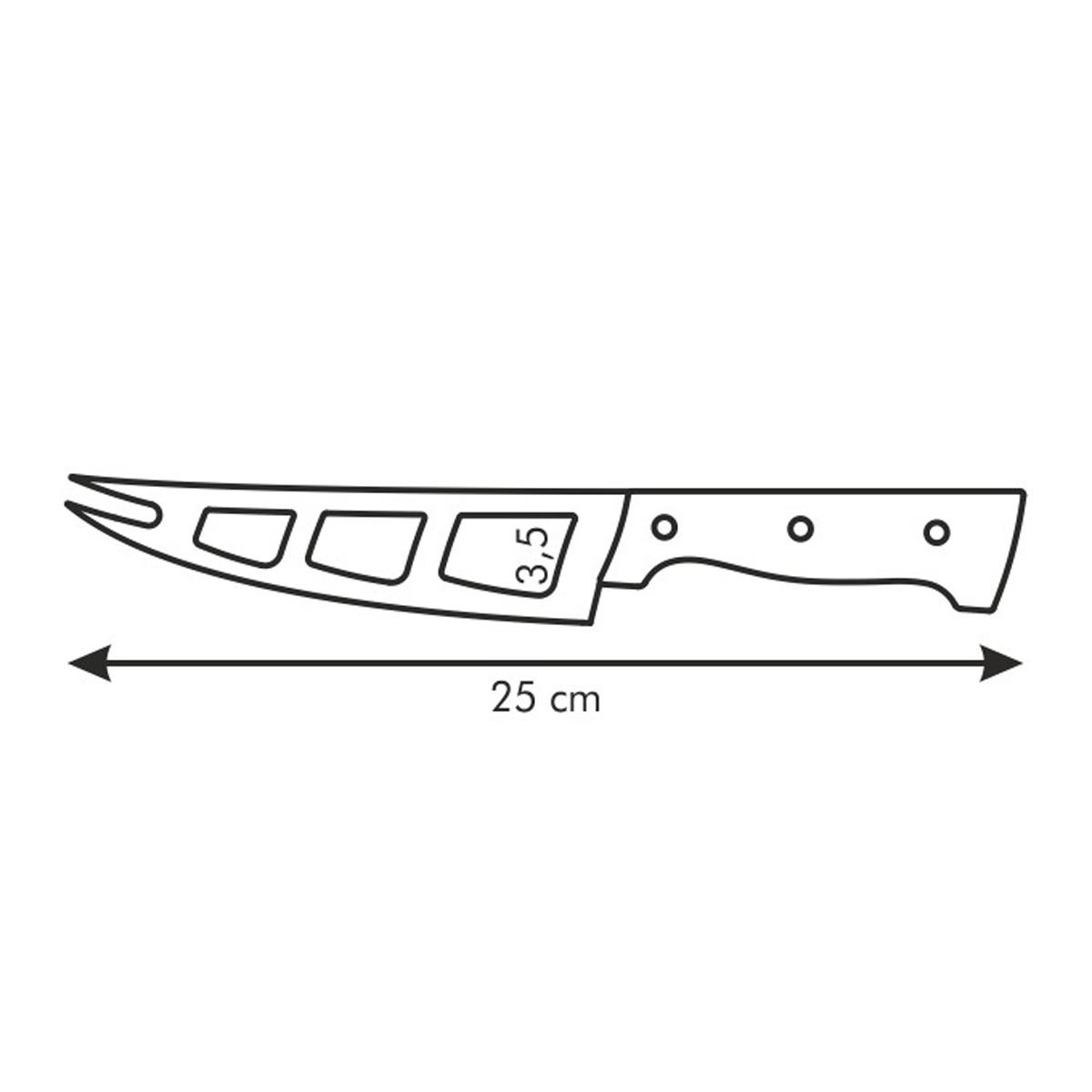 Nůž na sýr HOME PROFI 15 cm
