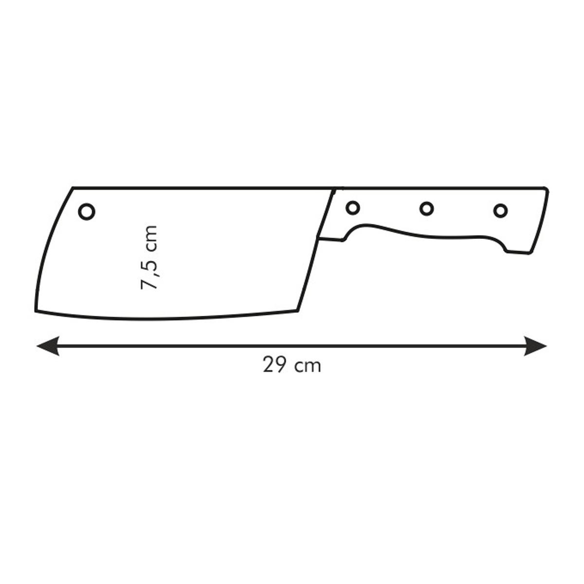 Sekáček HOME PROFI 16 cm