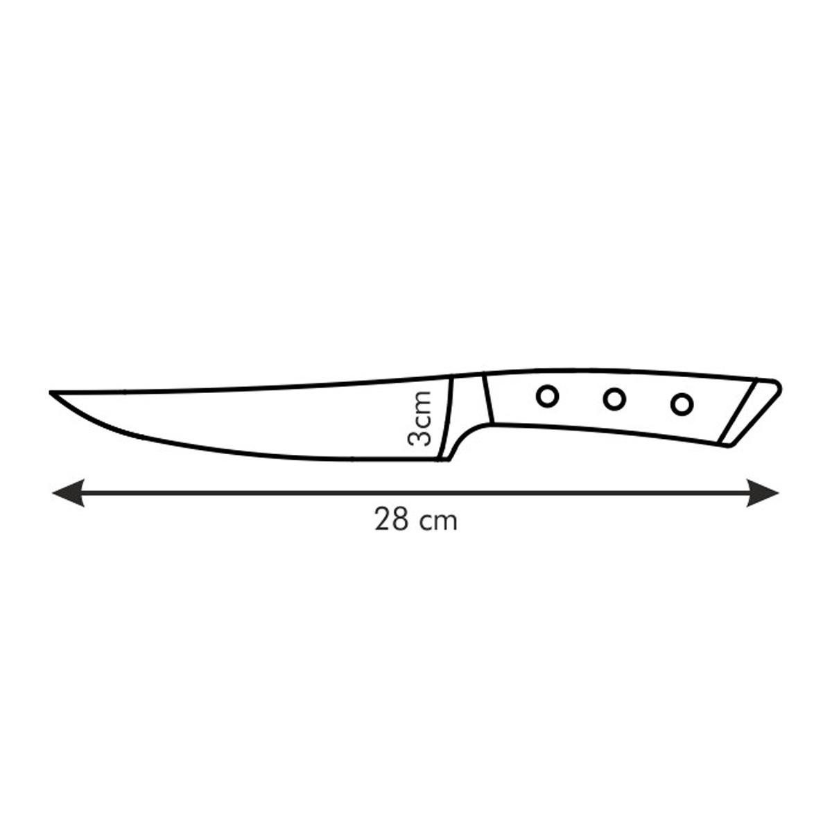 Nůž porcovací AZZA 15 cm