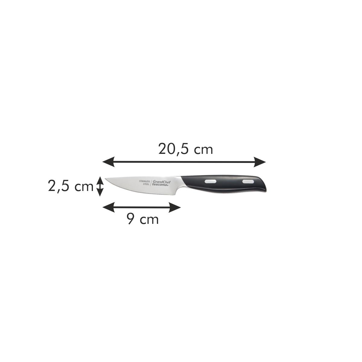 Nůž univerzální GrandCHEF 9 cm