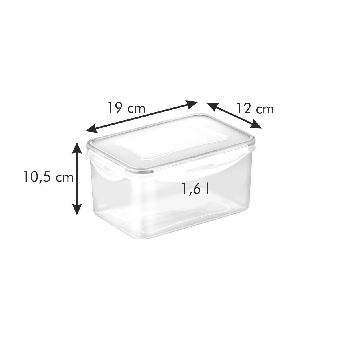 Dóza FRESHBOX 1,6 l, hluboká
