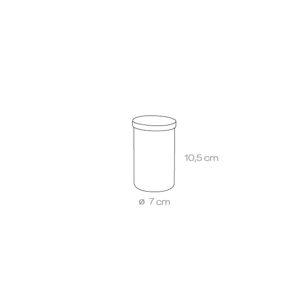 Dóza na koření MONTI 0.2 l