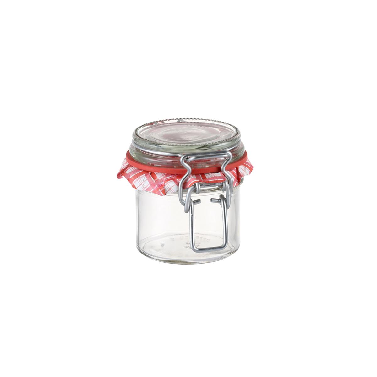 Zavařovací sklenice s klipem TESCOMA DELLA CASA 100 ml