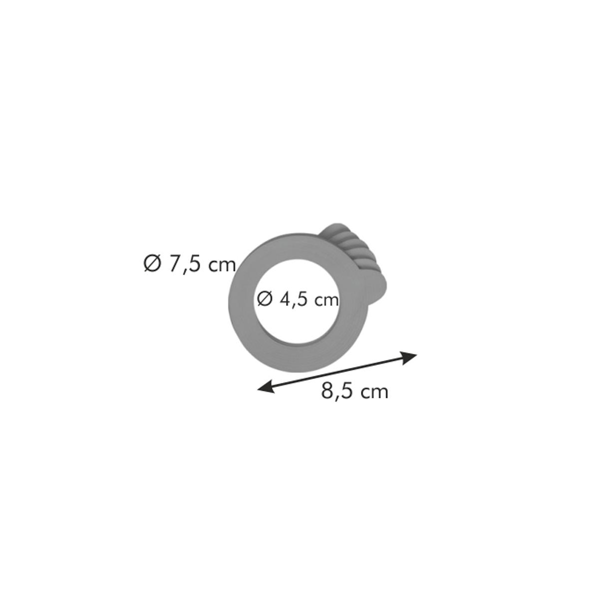 Těsnění pro sklenice TESCOMA DELLA CASA 100 ml, 6 ks