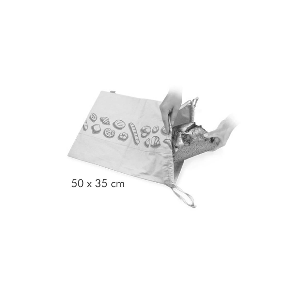 Pytlík pro ukládání pečiva 4FOOD 50x35 cm
