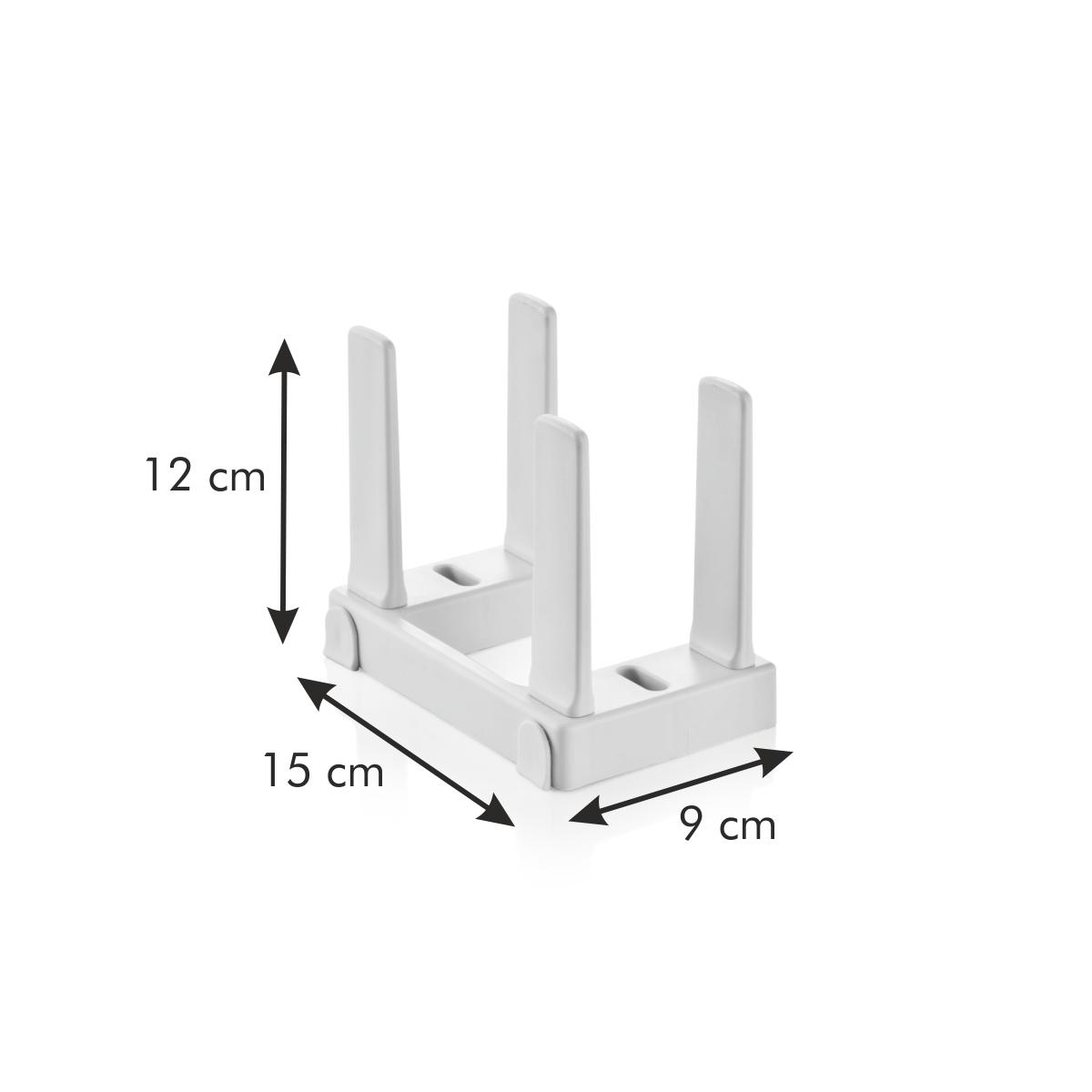 Prodloužení zásobníku na pánve FlexiSPACE 92 x 148 mm