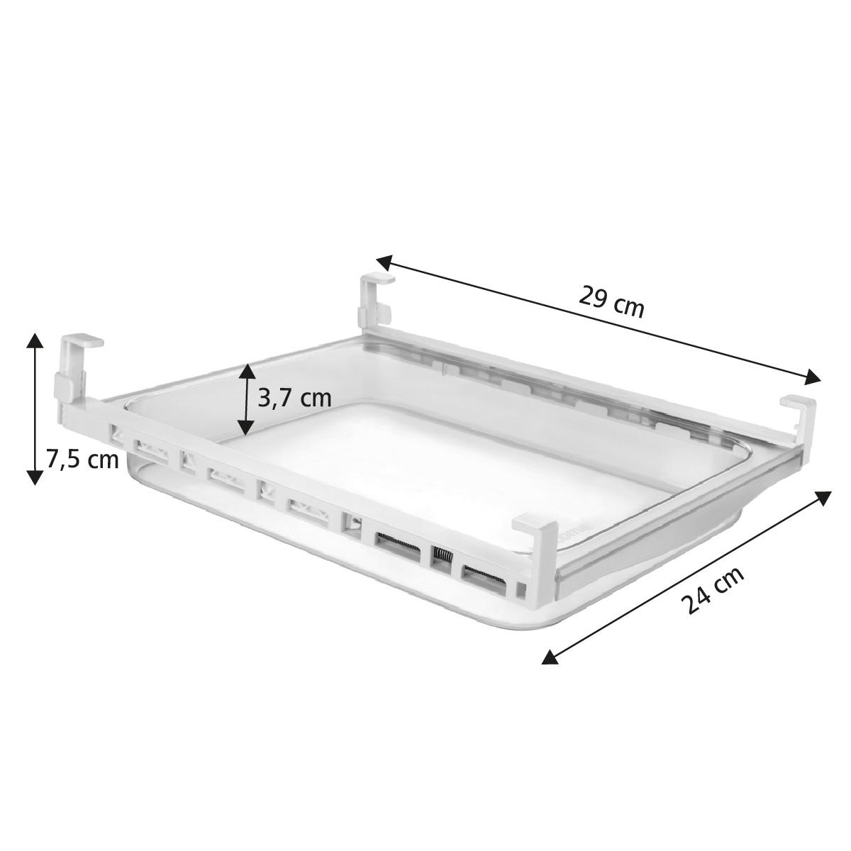 Univerzální zásuvka FlexiSPACE 290 x 240 mm