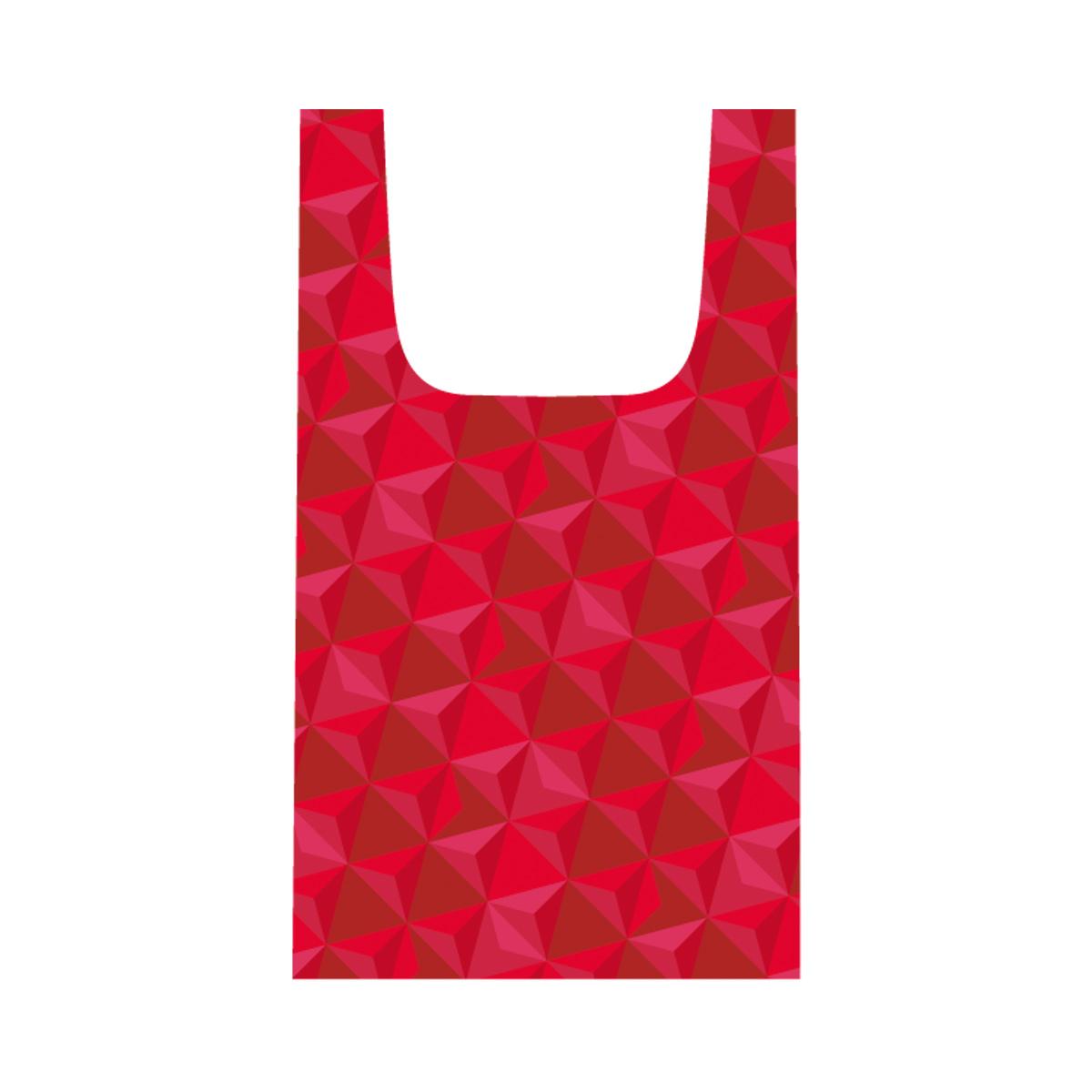 Nákupní taška FANCY HOME, červená
