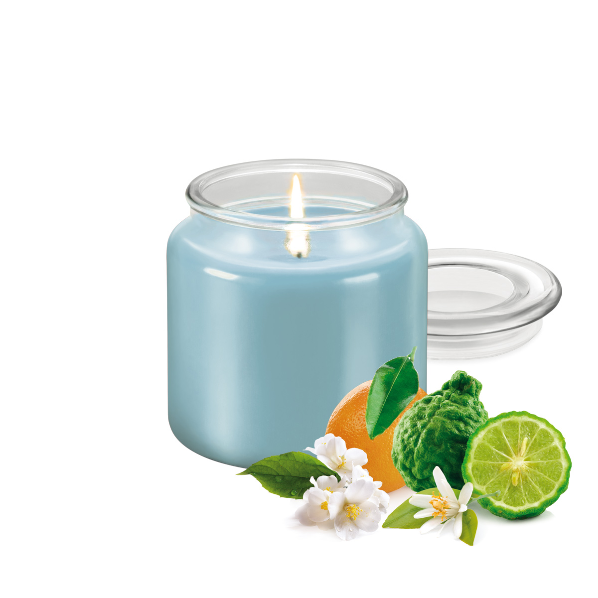 Vonná svíčka FANCY HOME 410 g, Neroli