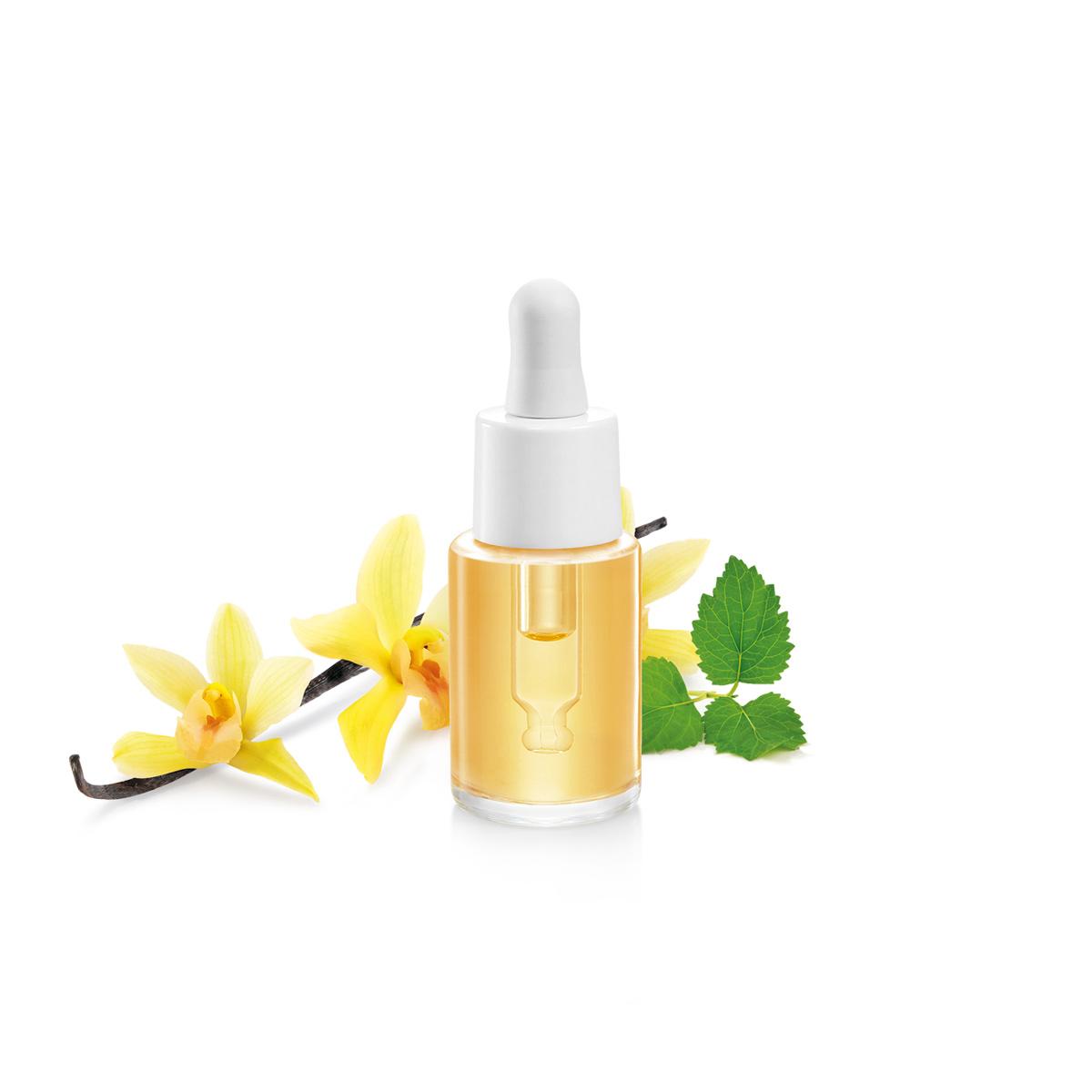 Esenciální olej FANCY HOME 15 ml, Vanilka a pačuli