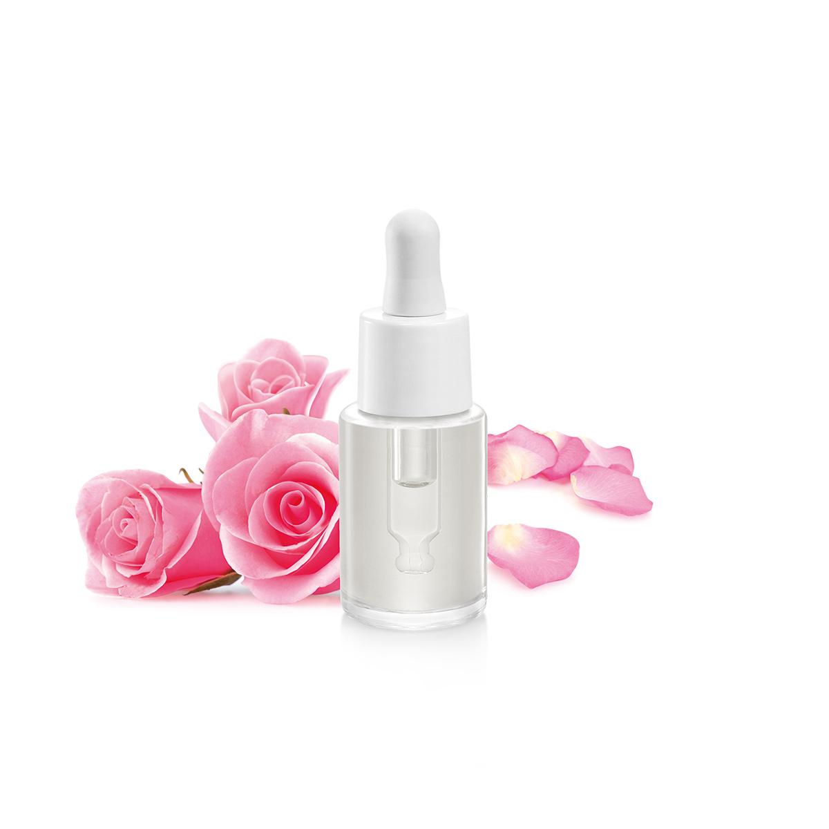 Esenciální olej FANCY HOME 15 ml, Růžové květy