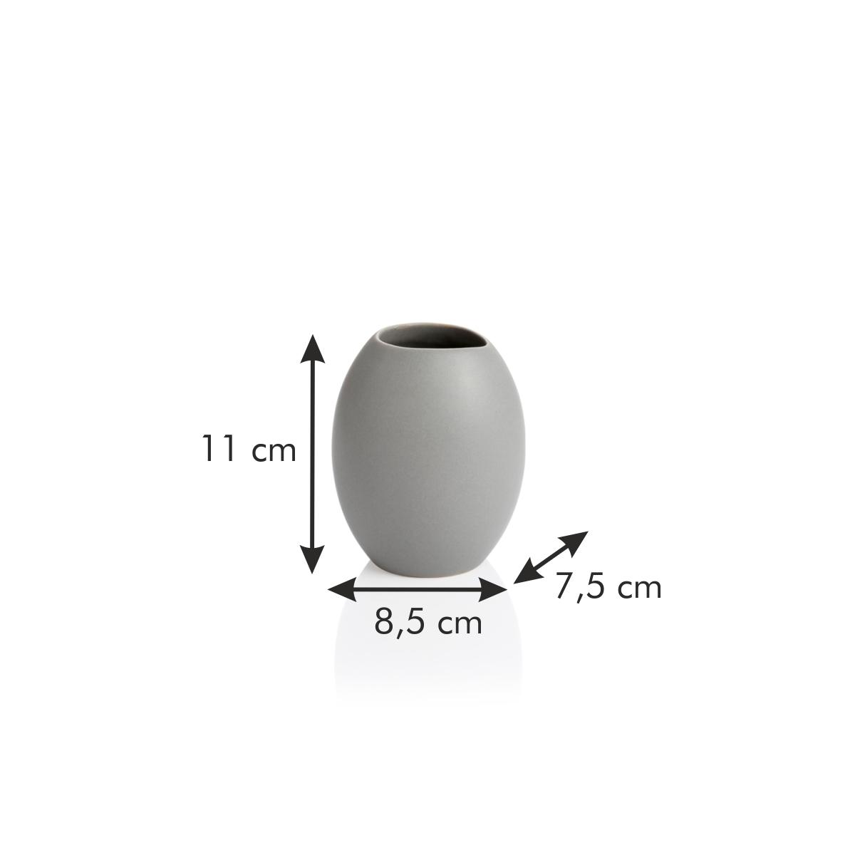 Váza FANCY HOME Stones 11 cm