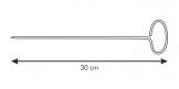 Jehla na špíz PRESTO 30 cm, 6 ks