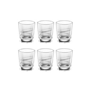 Small shot glass myDRINK 15 ml, 6 pcs