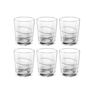 Shot glass myDRINK 25 ml, 6 pcs